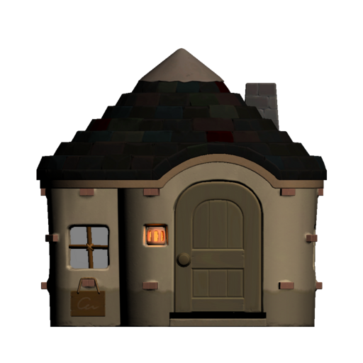 Animal Crossing New Horizons Antonio's House Exterior Outside