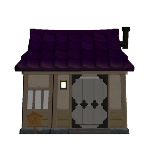 Animal Crossing New Horizons Annalisa's House Exterior Outside