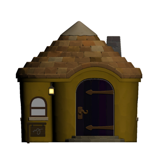 Animal Crossing New Horizons Ankha's House Exterior Outside