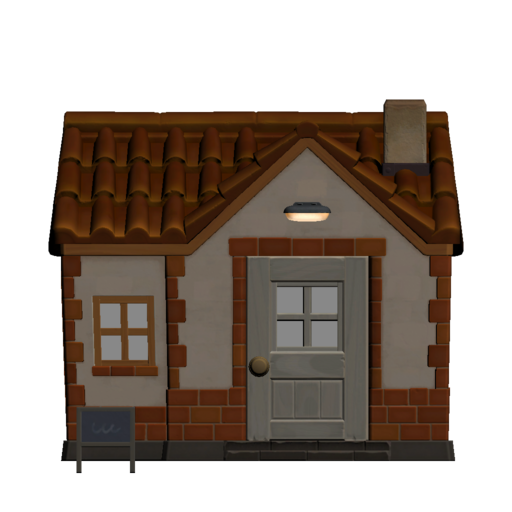 Animal Crossing New Horizons Ava's House Exterior Outside