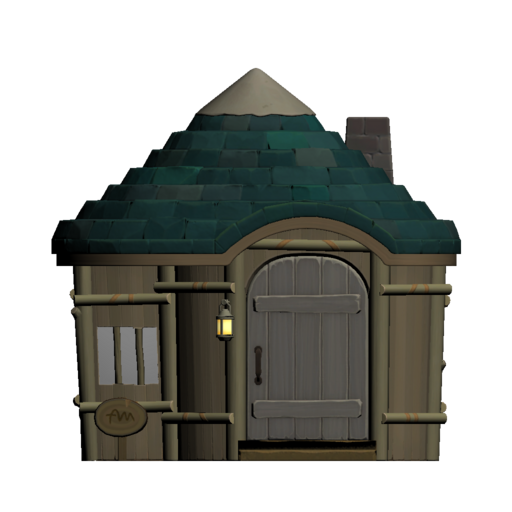 Animal Crossing New Horizons Alli's House Exterior Outside