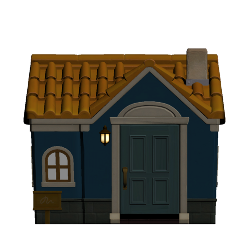 Animal Crossing New Horizons Axel's House Exterior Outside