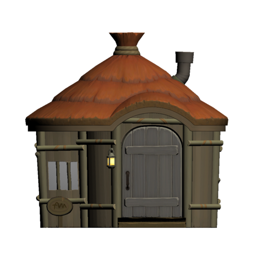 Animal Crossing New Horizons Alice's House Exterior Outside