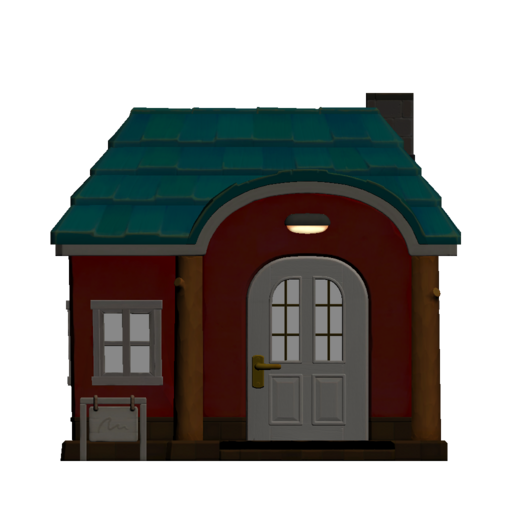 Animal Crossing New Horizons Astrid's House Exterior Outside