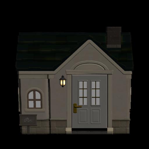 Animal Crossing New Horizons Apollo's House Exterior Outside