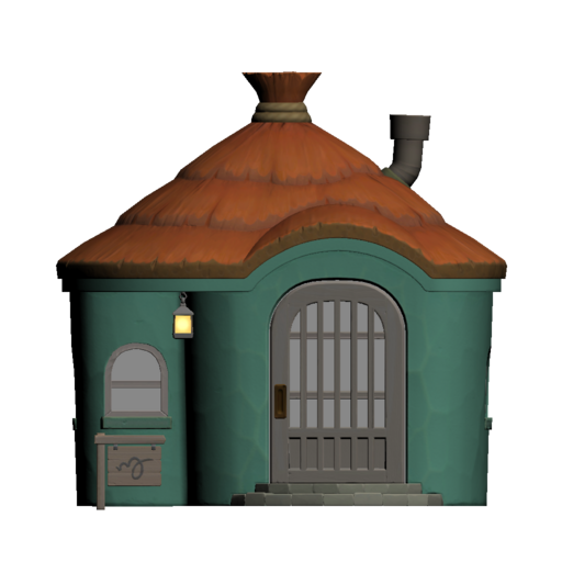 Animal Crossing New Horizons Audie's House Exterior Outside