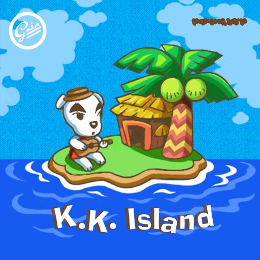 Animal Crossing New Horizons Audie's House K.K. Island Music