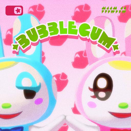 Animal Crossing New Horizons Bubblegum K.K. Image