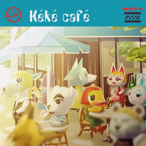 Animal Crossing New Horizons Café K.K. Image