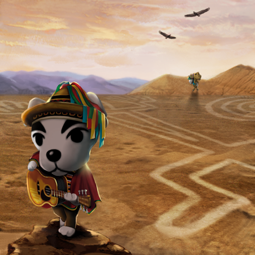 Animal Crossing New Horizons Amelia's House K.K. Condor Music