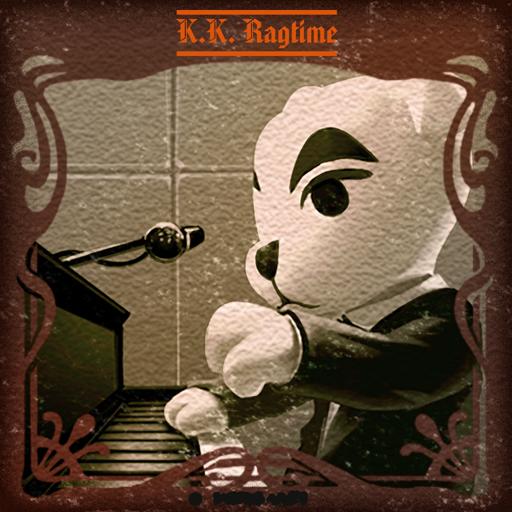 Animal Crossing New Horizons Antonio's House K.K. Ragtime Music