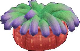 Animal Crossing New Horizons Sea Anemone Image