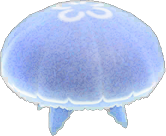 Animal Crossing New Horizons Moon Jellyfish Image