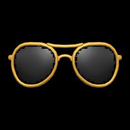 Main image of Double-bridge glasses