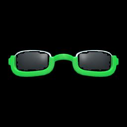 Main image of Bottom-rimmed glasses