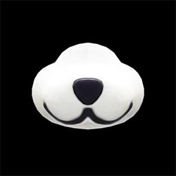 Animal Crossing New Horizons Dog Nose Image