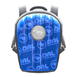Animal Crossing New Horizons DAL Backpack Image
