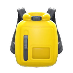 Animal Crossing New Horizons Dry Bag Image