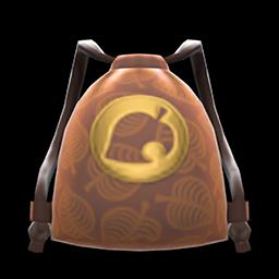 Animal Crossing New Horizons Nook Inc. Knapsack Image