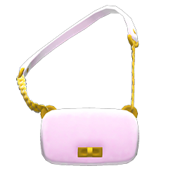 Animal Crossing New Horizons Faux-fur Bag Image