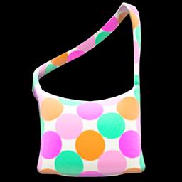 Animal Crossing New Horizons Gumdrop Shoulder Bag Image