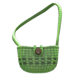 Animal Crossing New Horizons Hand-knit Pouch Image