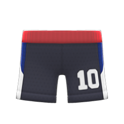 Animal Crossing New Horizons Basketball Shorts Image