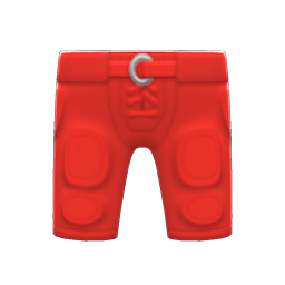 Animal Crossing New Horizons Football Pants Image