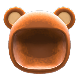 Animal Crossing New Horizons Bear Cap Image