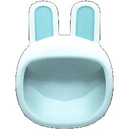 Animal Crossing New Horizons Bunny Hood Image