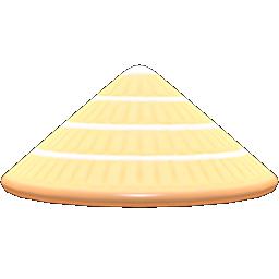 Animal Crossing New Horizons Bamboo Hat Image