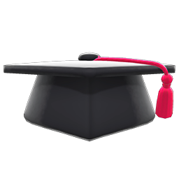 Image of Scholar's hat