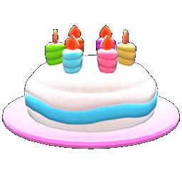 Animal Crossing New Horizons Birthday Hat Image