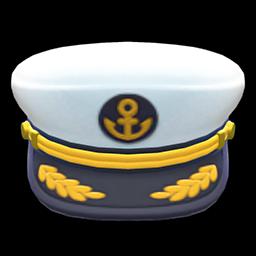 Animal Crossing New Horizons Captain's Hat Image