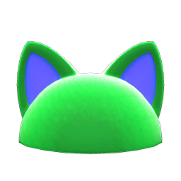 Image of Flashy pointy-ear animal hat
