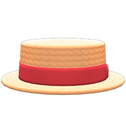 Image of Straw boater