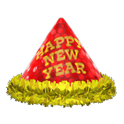 Main image of New Year's hat