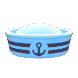 Animal Crossing New Horizons Sailor's Hat Image