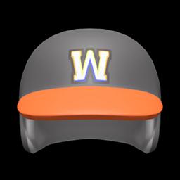 Animal Crossing New Horizons Batter's Helmet Image