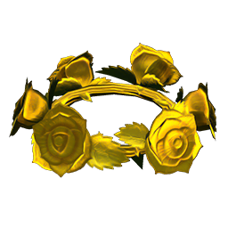 あつまれどうぶつの森 バラのかんむり ゴールドの入手方法と使いみち あつ森 攻略大百科