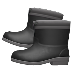 Animal Crossing New Horizons Boots Image