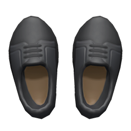 Animal Crossing New Horizons Business Shoes Image