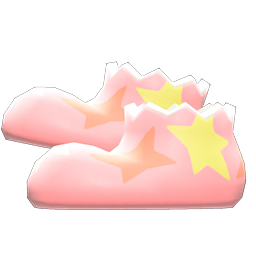 Animal Crossing New Horizons Earth-egg Shoes Image