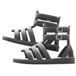 Animal Crossing New Horizons Gladiator Sandals Image