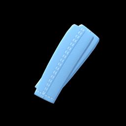 Animal Crossing New Horizons Denim Leggings (Light Blue) Image