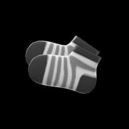 Animal Crossing New Horizons Kiddie Socks Image