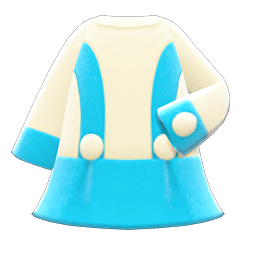 Animal Crossing New Horizons Retro A-line Dress Image