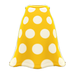 Image of Simple-dots dress