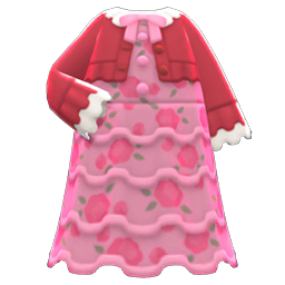 Main image of Frilly dress