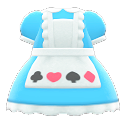 Animal Crossing New Horizons Adventure Dress Image